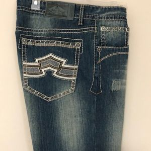 Men's Antique River Denim